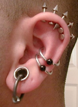 What to Do If Your Ears Become Infected from Piercings