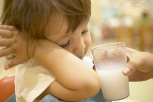 How to Know If Your Child Suffers from Milk Intolerance