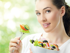The Importance of Healthy Eating & Regular Exercise