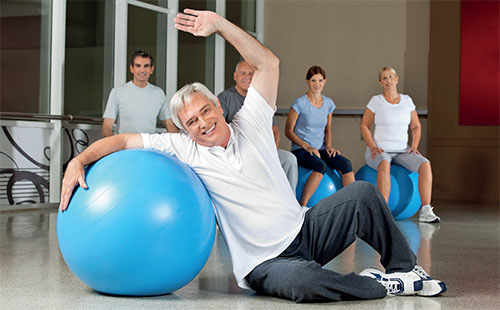It's never too late… Fitness for Seniors