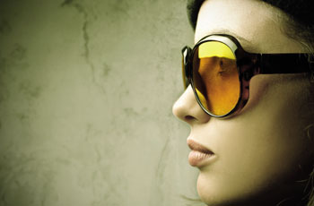 When you're choosing sunglasses , does UV protection matter?